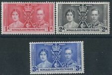 Protectorate George VI (1936-1952) British Postages Stamps