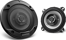 "KENWOOD KFC1066S 4"" COAX SPEAKERS (PAIR)"