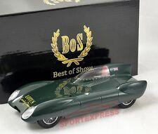 NEW 1/18 BoS bos152 LOTUS Eleven, RECORD auto Monza 1956