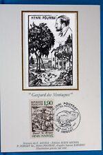 GASPARD DES MONTAGNES POURRAT  FRANCE CPA   Carte Postale Maximum  Yt  2475 C