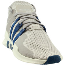 adidas EQT Support ADV Primeknit Mens By9393 Clear Brown Blue Shoes Size 10