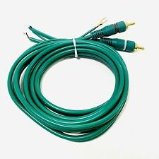 Technics cable RCA phono lead ground wire SL1200 MK SL1210 MK2 MK5 M5G 1.5m