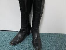 WOMENS WINTER CALF LENGTH BOOTS BLACK UK 5.5 GOOD/VERY GOOD SKU AA834