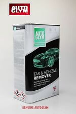 AUTOGLYM TAR AND ADHESIVE  REMOVER 5LITRES *FAST AND FREE DELIVERY*