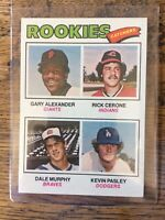 1977 Topps Rookie Catchers