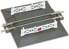 PECO ST-20 Straight Single Track Level Crossing + 4 x Gates 'N' Gauge - 1st Post