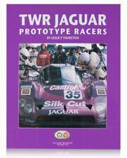 TWR JAGUAR PROTOTYPE RACERS BOOK BY LESLIE THURSTON HARDBACK