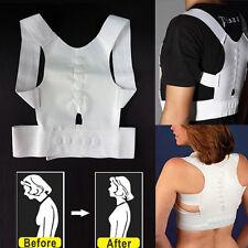 1122M//Correcteur  Maintien Dos Épaule Posture Bretelle Orthopédique