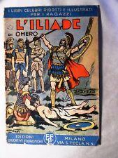 L'LILIADE Polo Edizioni Educative Economiche 1939 Ragazzi Infanzia