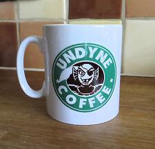 Undertale undyne Starbucks inspiré tasse de café 10 on