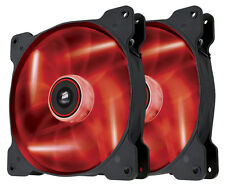 Co-9050034-ww Corsair PC Case Fan Air Series Sp140 Red LED 140mm