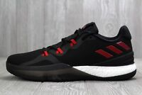 33 Adidas Crazy Light Boost 2 2018 Black/Red Basketball Shoes Sz 13-16 DB1071