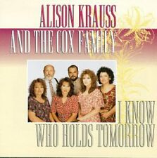 Alison Krauss, Aliso - I Know Who Holds Tomorrow [New CD]