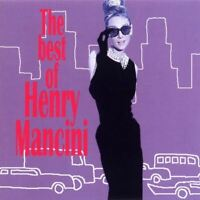 HENRY MANCINI the best of (CD compilation) easy listening, soundtrack, very good