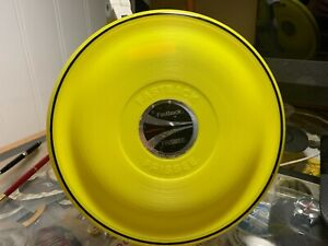 Wham-o Frisbee Fastback  Original fastback with IFA master tag Flash Eberle