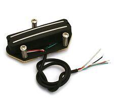 Alnico 5 Chrome Rail Style Bridge Pickup for Fender Telecaster Tele® PU-THRA-BC