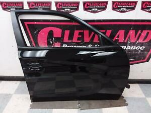 2015-2020 Dodge Charger OEM RH Right Passenger Front Door Assembly Black