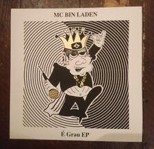 "MC BIN LADEN - E Grau EP - Vinyl (12"" in screen-printed sleeve)"