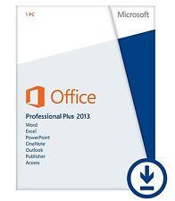 ●ANGEBOT● Microsoft Office Professional Plus 2013 ***Sofortversand max 30min***