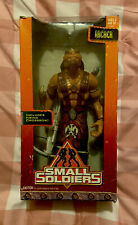 "SMALL SOLDIERS 12"" ARCHER FIGURE FIRING CROSS BOW BOXED RARE DOLL"