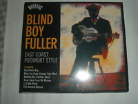 East Coast Piedmont Style [Audio CD] Blind Boy Fuller