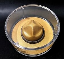 "Canada 2021 $25 ""Classic Mountie Hat"" 1.5 oz Gold Plated Silver Coin."