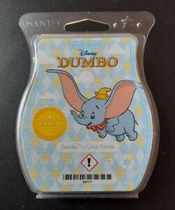 Scentsy Dumbo Circus Parade Wax Bar Disney Collection Melts Warmer Burner