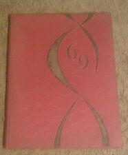 1969 HalfMoon  Mechanicville High Scool Mechanicville New York Yearbook