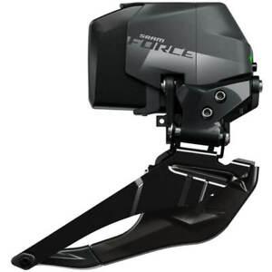 SRAM Force eTap AXS Front Derailleur Blaze On D1 - Gloss Black