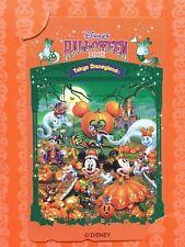 Tokyo Disneyland Halloween 2005 Phone Card Mickey Minnie Donald Disney FS JAPAN