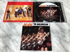 AC/DC '74 Jailbreak CD 2003 Digipak EPIC EK 80200 Brian Johnson Angus Young OOP!