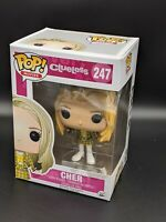Funko Pop Vinyl Movies Clueless Movie Cher #247 VAULTED * *Free Protector*