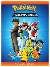 PRE ORDER: POKEMON ADVANCED: COMPLETE COLLECTION - DVD - Region 1