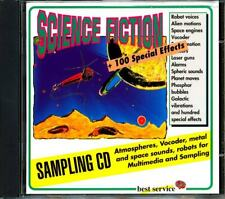 Science Fiction Sampling - CD