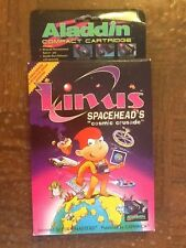 Linus Spacehead's  (Aladdin Deck Enhancer Version) (NES) by Codemasters software