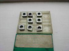 8 Widia carbide tips CCMW 120408 THM ( CCMW120408 12 04 08 CCMT432 432 )
