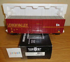 MTH 20-93572 LEHIGH VALLEY LV NS HERITAGE 50' HIGH CUBE BOXCAR TOY TRAIN O SCALE