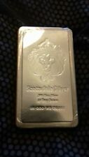 10oz Scottsdale Silver Stacker Bullion Bar