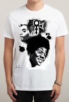 Michael Jackson and Prince Tribute - Unisex Crew