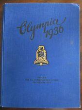 """Zigarettenbilderalbum """"Olympia 1936 Berlin und Garm.-Partenkirchen"""" Band 2 !!!!!"""