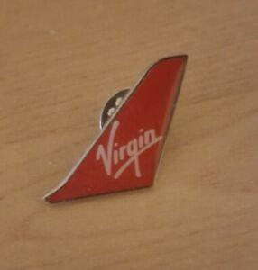 Virgin Atlantic Pin