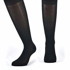 12 paia di calze lunghe UOMO in cotone Filo di Scozia elasticizzato