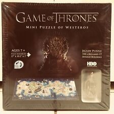 Game of Thrones: Westeros Mini Puzzle (350+ pieces)4D Cityscape