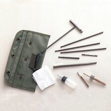 CCOP Cleaning Kit With Pouch, Rod, Brushes, Oil Bottle, & Alice Clip .223 5.56