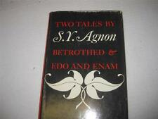 Two Tales By S.Y. Agnon, Betrothed & Edo & Enam         English Translation