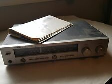 Realistic TV-100 Stereo TV Receiver w/Manual