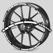 KIT VINILO ADHESIVO PEGATINA STICKER DECAL AUFKLEBER YAMAHA LLANTA WHEEL MOTO