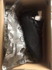 Adidas Mens Uk Size 10 Black  X 18.4 Fg Football/soccer Boots