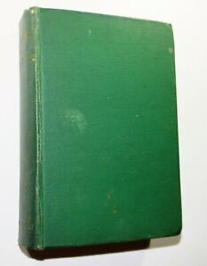 The Poetical Works Of Alfred Lord Tennyson 1920 Hardback Vintage