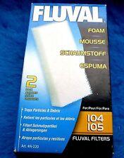 Fluval Aquarien-Filterschwämme